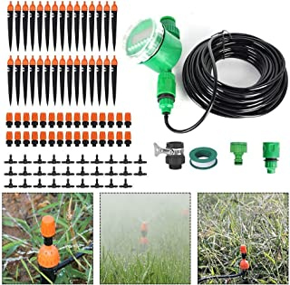 SIZOO - Watering Kits - Hot Sale 25M Auto Garden Water Irrigation Drip Spray Micro-Watering Plant Hose Timer Kit