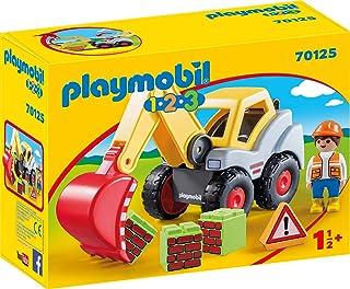 Playmobil 1.2.3 70125 Graaflader