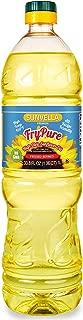 SUNVELLA FryPure Non-GMO High Oleic Sunflower Oil, Pressed-Refined 33.8 FL OZ (1.0L)