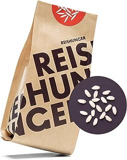 Reishunger Risotto Reis, Bio-Carnaroli, Premium-Qualität aus Italien - 3 kg - 100% Sortenrein - erhältlich in 200 g bis 9 kg