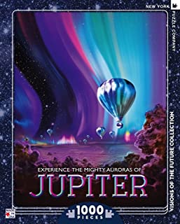 New York Puzzle Company - NASA Jupiter - 1000 Piece Jigsaw Puzzle