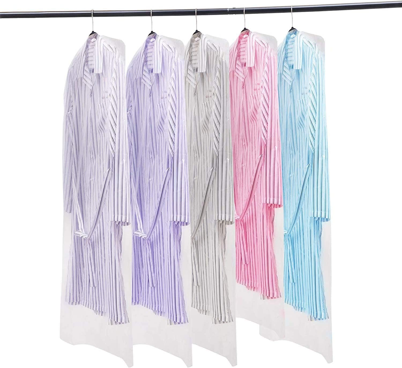 Voilamart Transparent Garment Animer and price revision Bags 23.6