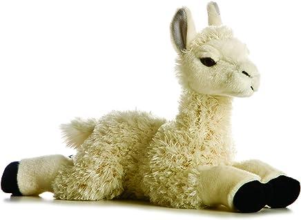 """Aurora World Flopsie Plush Llama 12"""""""