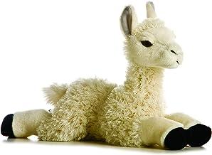 """Aurora World - Flopsie - 12"""" Llama, Cream"""