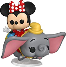 Funko Pop! Ride: Disney 65th - Flyng Dumbo Ride with Minnie, Action Figure - 6 inches