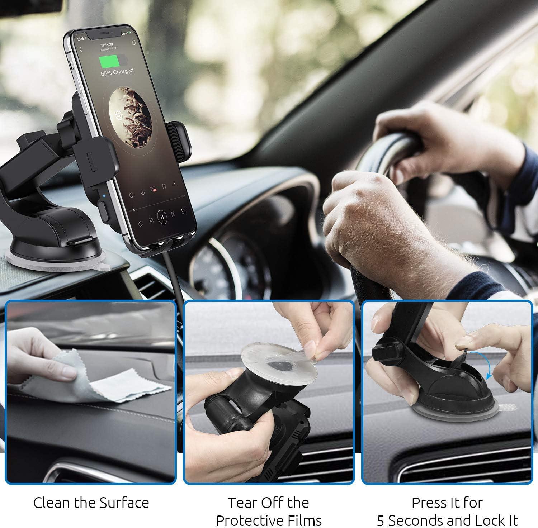 CHGeek Toyota Tundra Dashboard Phone Holder