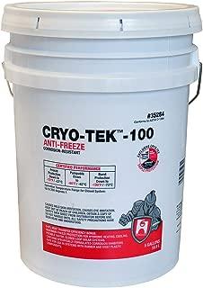 Cryo-Tek 100 Anti-Freeze, 5 Gallon