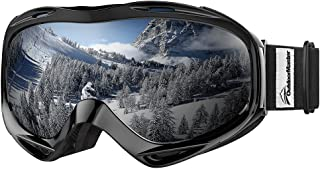 OutdoorMaster OTG Ski Goggles – Over Glasses Ski/Snowboard Goggles for Men, Women..