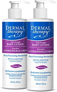 Sponsored Ad - Dermal Therapy Extra Strength Body Lotion - Hydrating Treatment Restores Moisture to Heal Dry, Cracked, Itc...