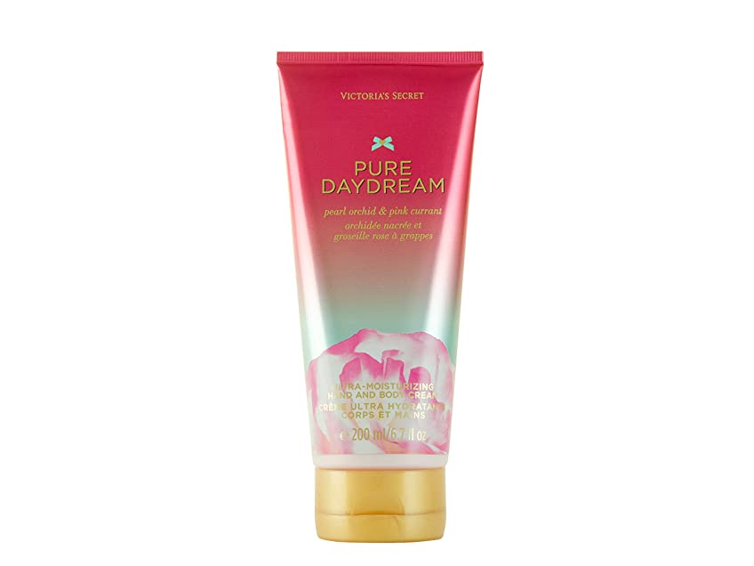 ケーキ潜む消費するVictoria Secret Pure Daydream Hand and Body Cream 6.7 oz by Victoria's Secret