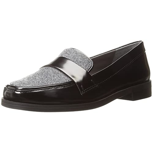 b3ae328b511da Women's Black Patent Leather Flats: Amazon.com
