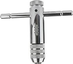 Llave de tuercas M1-M8 tipo barra de 1//16 a 1//4 toca el tap/ón de rosca c/ónica titular agarre A634