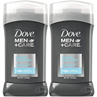 2-Pack Dove Men+Care Clean Comfort Deodorant Stick (3 oz)