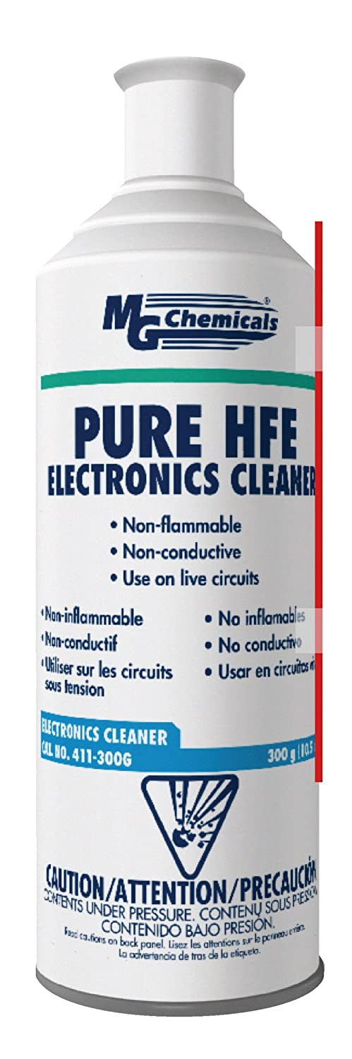 MG Chemicals 411 Pure HFE Cleaner Electronics 30 Non Flammable Max 54% OFF Price reduction