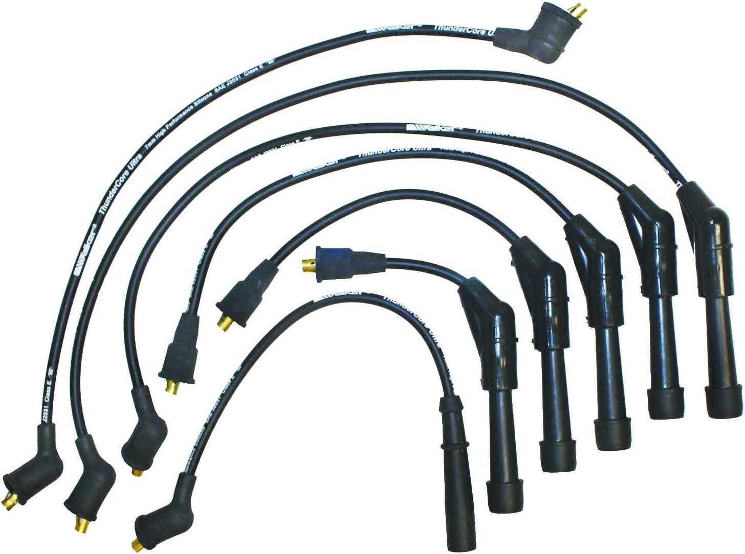 Walker Products 900-1277 Luxury Max 81% OFF Premium Set Spark Plug Wire
