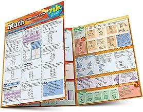 Math Common Core 7Th Grade (Quick Study: Academic) PDF