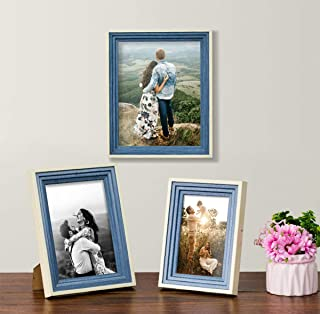 Art Street Set of 3 Table Photo Frame for Home & Office Decoration