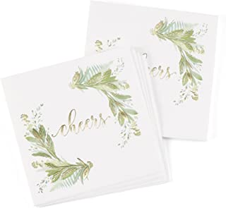 Best greenery paper napkins Reviews