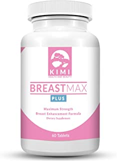 Breast Enhancement Pills - The TOP Rated Breast Enhancement Pill - Breast Max Plus by KIMI