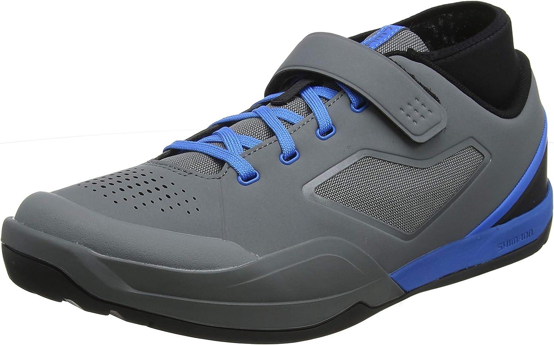 Shimano AM701 SPD Bike shoes Grey blueee