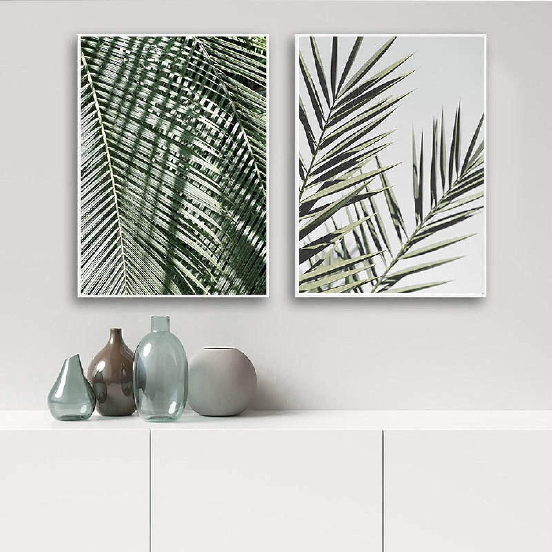 Wall Art Nordic Print Painting Leaf P Palm San Diego Mall Minimalist Canvas Wholesale