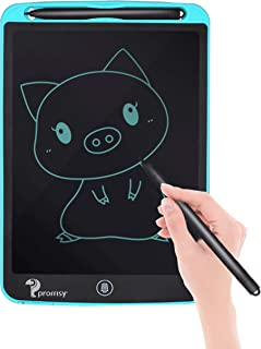 Proffisy LCD Writing Pad Tablet 8.5 Inch Electronic Writing Scribble Board Magnetic with 2 Magnet for Kids Adults at Home ...