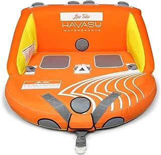 Havasu Watersports Low Tide, 1-3 Rider Towable, w/ 60' WSIA Tube Rope
