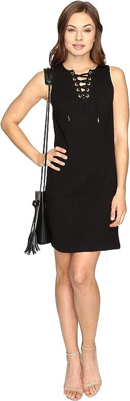 Quilted Braids Dress KSDK7483