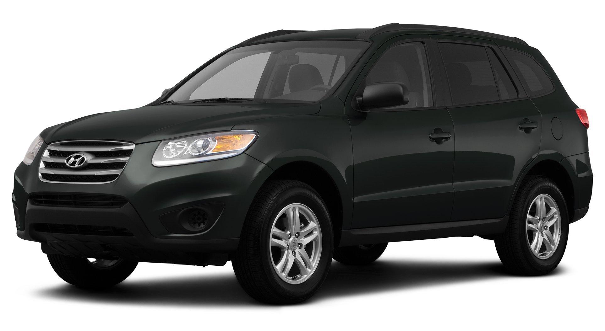 2012 Hyundai Santa Fe Gls All Wheel Drive  Cylinder