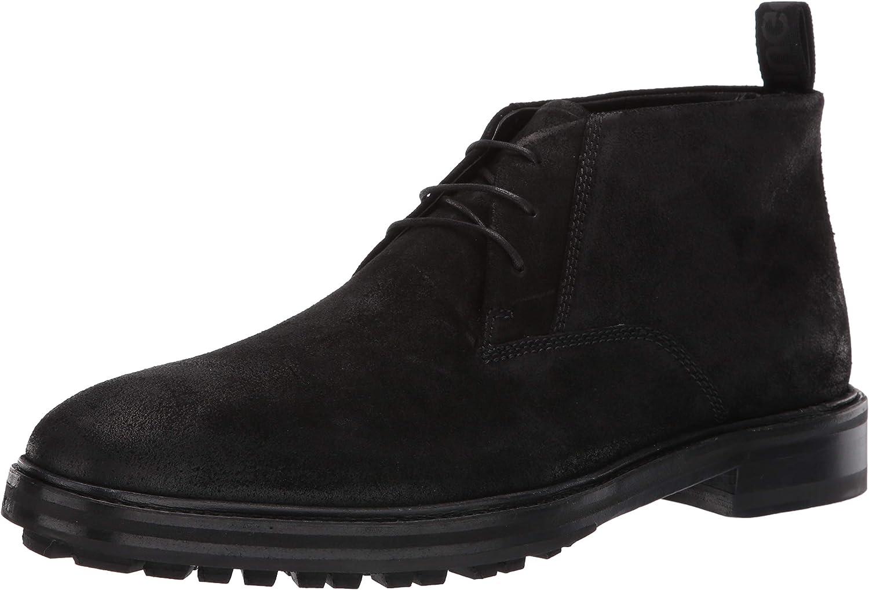 Hugo Boss Men's Bohemian Desert Boot Fashion