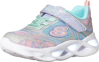 Unisex-Child Girls Sport Footwear, S, Lighted Sneaker