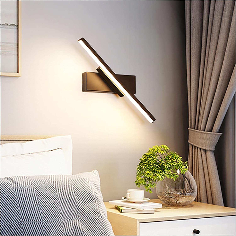 HBJSDGV LED Wall Lamp Nordic Bedside Minimalist Bedroom Modern Financial San Jose Mall sales sale L
