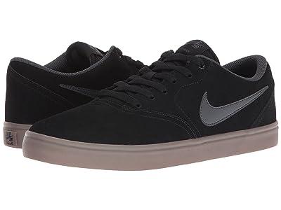 Nike SB Check Solar (Black/Anthracite/Dark Brown) Men