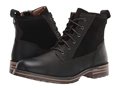 Lucky Brand Gaston (Black Crazy Horse) Men