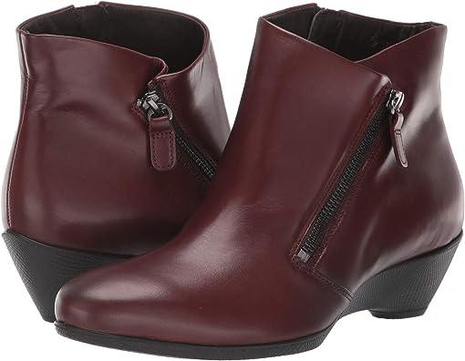 Brandy Calf Leather