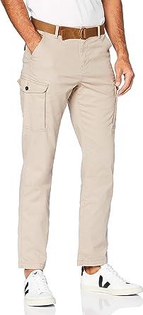 Amazon Brand - MERAKI Men's Cotton Chino Trousers