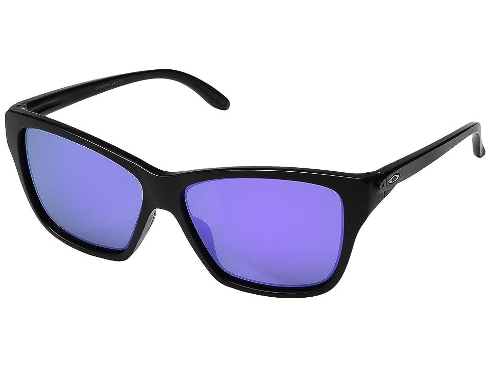 Oakley Hold On (Matte Black/Violet Iridium) Snow Goggles