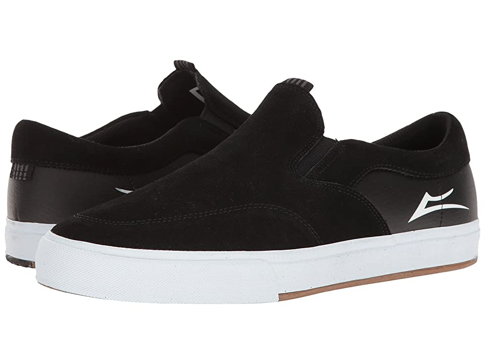 Lakai Owen VLK (Black Suede) Men