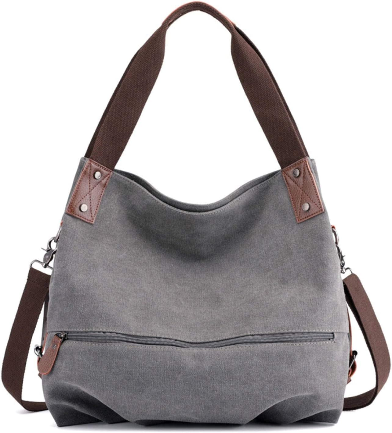 NC Ladies Shoulder Bags Handbags Messenger Bags Casual Solid Color Fashion All-Match Canvas Bags