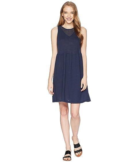 Roxy Tucson Dress Dress Blues Free Shipping 2018 n5euHisQIa