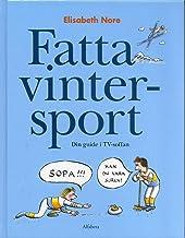 Fatta vintersport : Din guide i TV-soffan