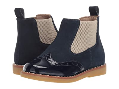 Elephantito LouLou Bootie (Toddler/Little Kid/Big Kid) (Blue) Girl