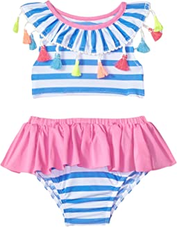 Tassels and Stripes Two-Piece Swimsuit (Infant)