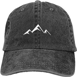 قبعة بيسبول كلاسيكية مغسولة من القطن الدنيم قابلة للتعديل قبعة أبي منخفضة للرجال والنساء