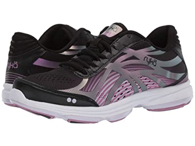 Ryka Devotion Plus 3 (Black) Women