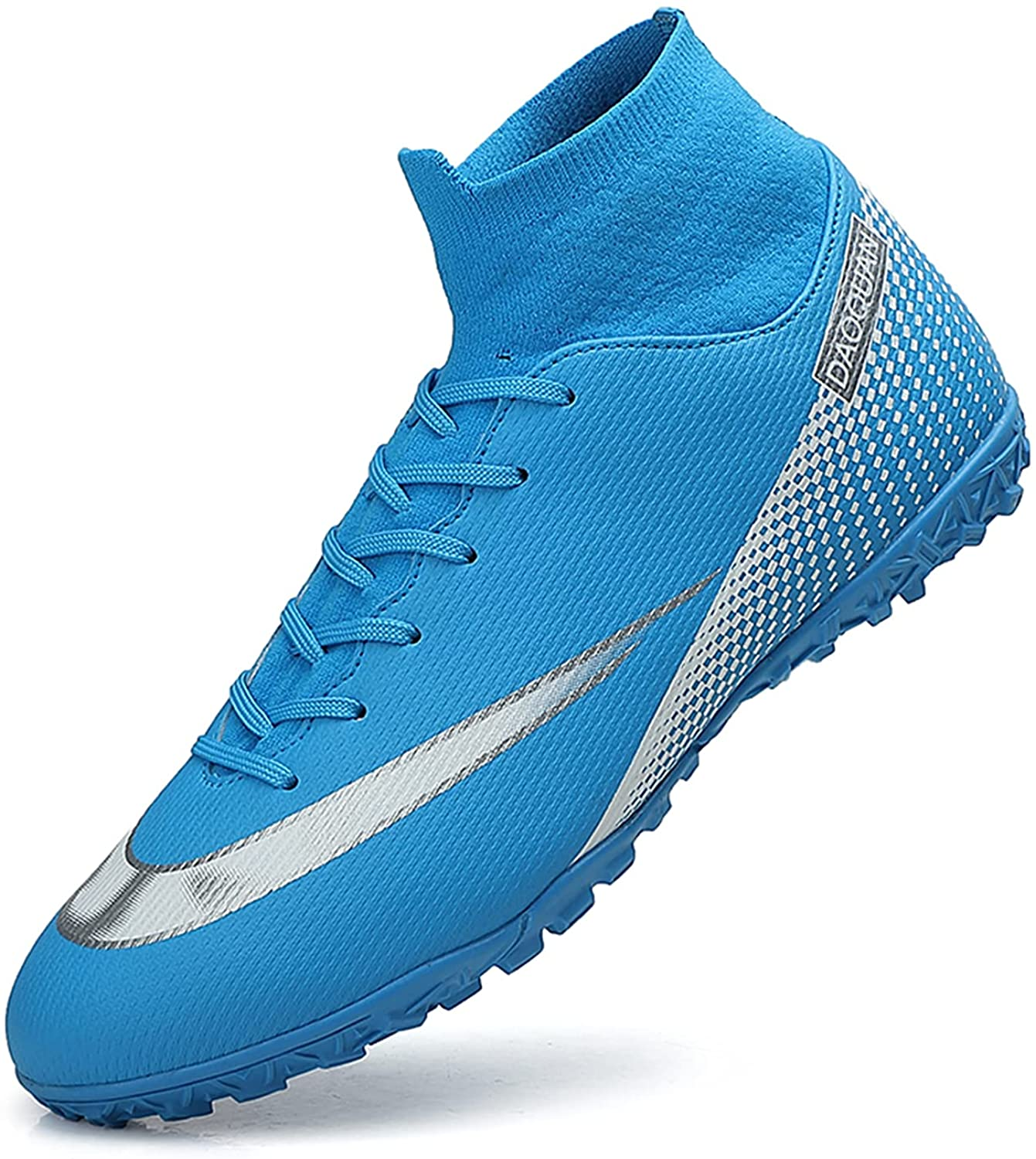 HaloTeam Max 40% OFF Men's Soccer Shoes Professional Long-awaited High-Top Cleats Breatha