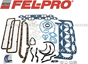 Fel Pro 260-1000 Small Block Chevy Overhaul Gasket Kit 55-79 283 327 350 SBC (Stock Gskt set)