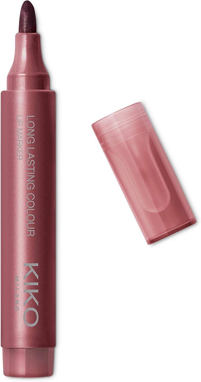 KIKO Milano Long Lasting Colour Lip Marker 103 | Rotulador para labios no-transfer, efecto tatuaje natural de muy larga duración (10 horas*)
