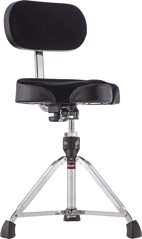 Columbus Mall Gibraltar 9608MB Bike Seat Style with Ranking TOP15 Cordura Large Drum Throne