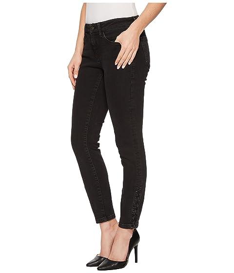in Super Lace Adriana Skinny Rise Mid Mavi Jeans Ankle Smoke x4wPZxq7